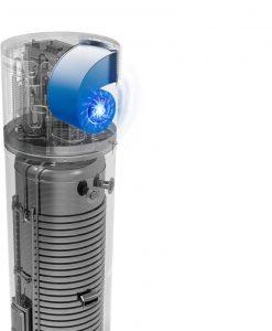Calentador de agua con bomba de calor de fuente de aire 4