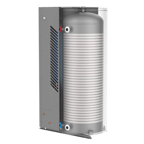 Air Source Heat Pump System for Commercial Use Gt-Skr62kp-07