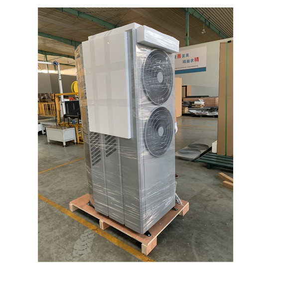 Midea Best Price Swimming Pool Air Source Heat Pump China with Plastic Housing