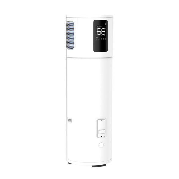 Midea 2020 Reasonable Price Air Source Heat Pump Water Heater Supplier Using in House with High Efficience