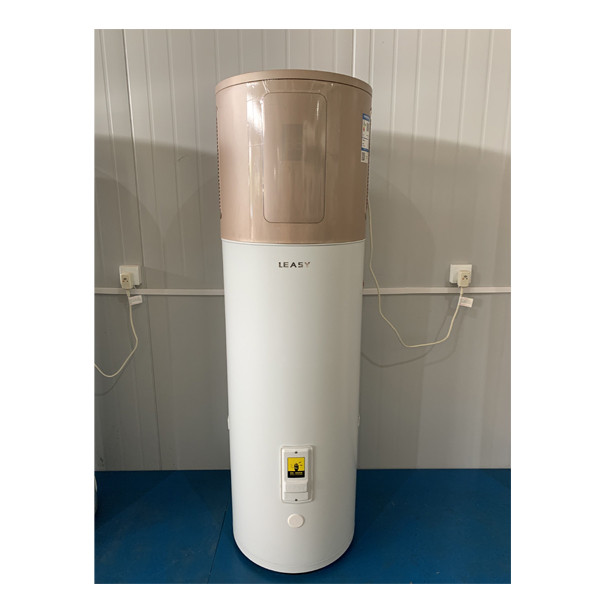 Air Source Swimming Pool Heat Pump Hot Water Unit Spring Type