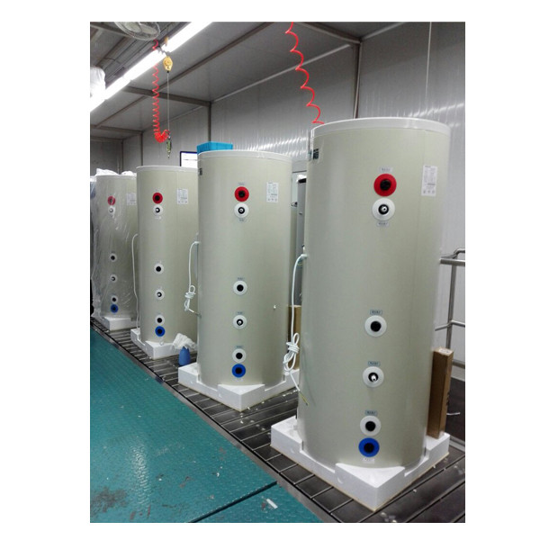 Cabinet Structure Dual-Valve and Dual-Tank Automatic Ion Exchange Water Filtration