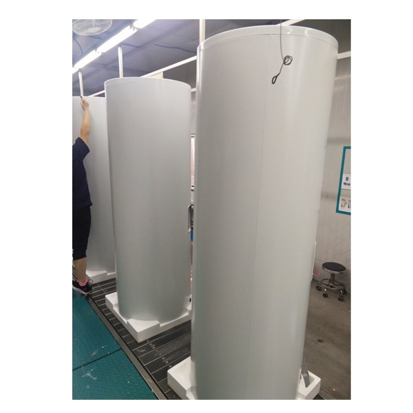 Stainless Steel 5000 Litre 304 /316 Pressure Water Tank Use in Water Treatment Machinery