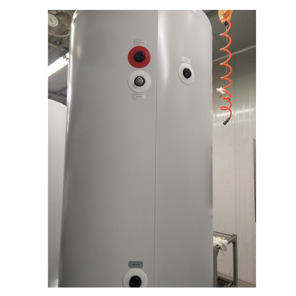 8 Liter Vertical Type of Pressure Tanks for Water Pump