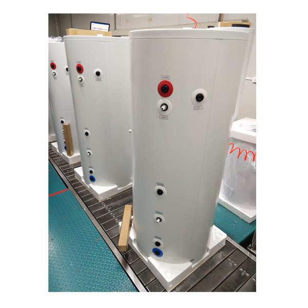 Pre-Charged Water Pressure Tanks for Residential Water Systems