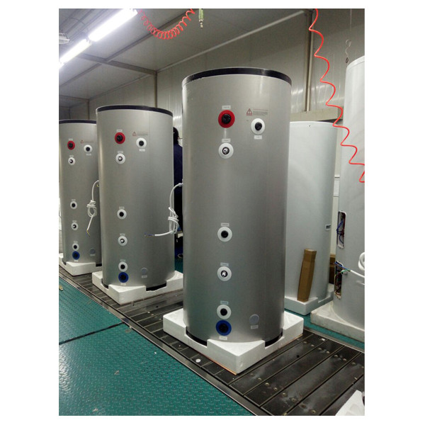 Extra Dezhi Bladder Membrane Pressure Tanks for Pumping System