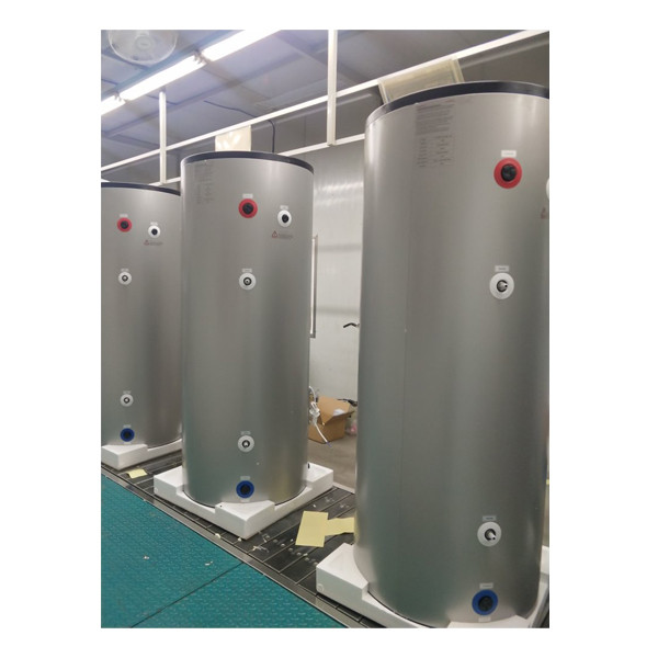 Industrial Water Purification Machines 2000 Litres Per Hour