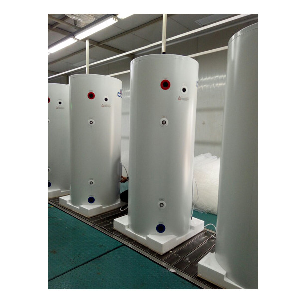 Residential Hot Water Storage Tank for Heater and Radiator