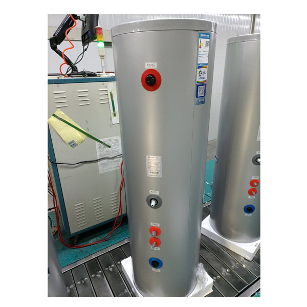 100L-5000L Stainless Steel Vertical Water and Powder Mixing Tank