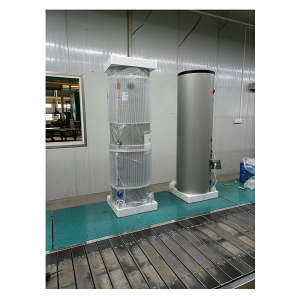 Stainless Steel Tanks with Mixer