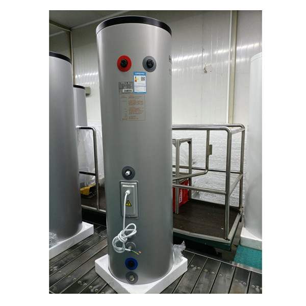 Eurostars Air Water Heat Pump with Water Heater for Hotel