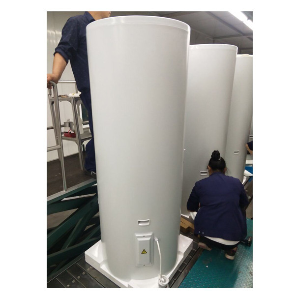 Quality Pre-Charged Pressure Well Water Tanks of Vertical Installation
