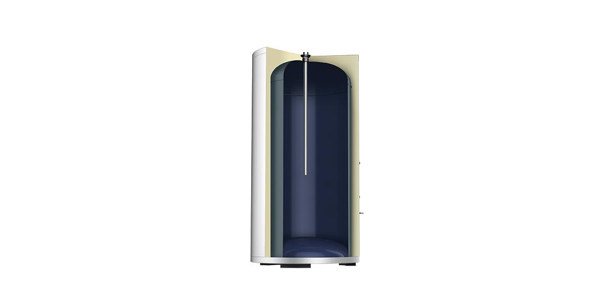 بدون مخزن آب پمپ گرمایش آب