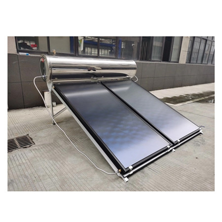 Hot Eco Advanced Solar Water Heater for Pool Import Products for Mexico South Africa