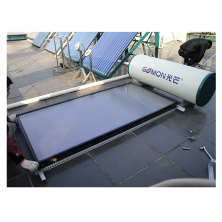 Roof Pressurized Non Pressure Solar Hot Water Heaters Solar Pipes Solar Geyser Solar Vacuum Tubes Solar System Solar Project Solar Panel