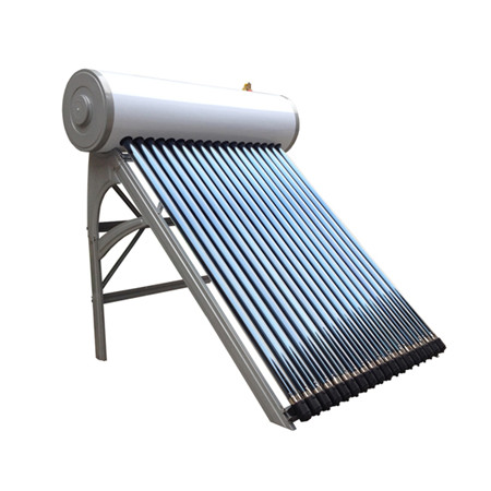 High Pressure Evacuated Tube Solar Energy Solar Geyser