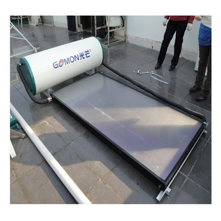 Pressure Solar Water Heater with Reflector