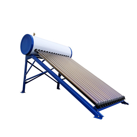 Roof Top Flat Plate Thermosiphon Solar Water Heater