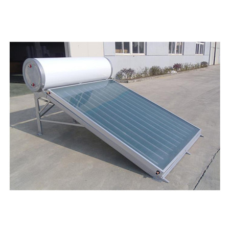 Solar Water Heating System in Home Appliance