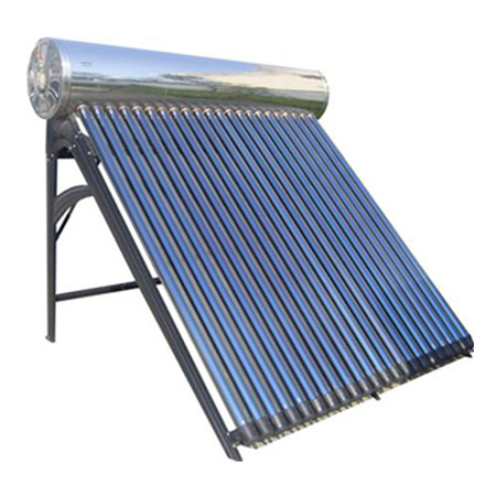 Kj-a Bomba Brass Impeller Solar Powered Pump with Water Pressure Booster