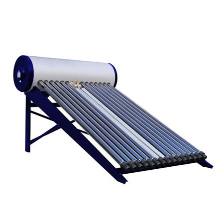 Rooftop Solar Water Heater for South America