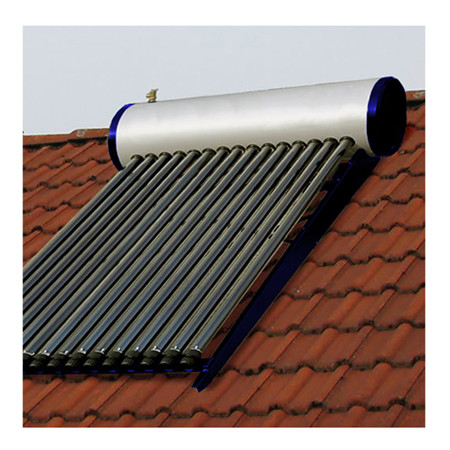300L Rooftop High Efficiency Solar Hot Water Heater for Solar Pool Heater