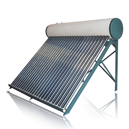 Split Active Energy Conservation Evacuated Tube Solar Water Heating System