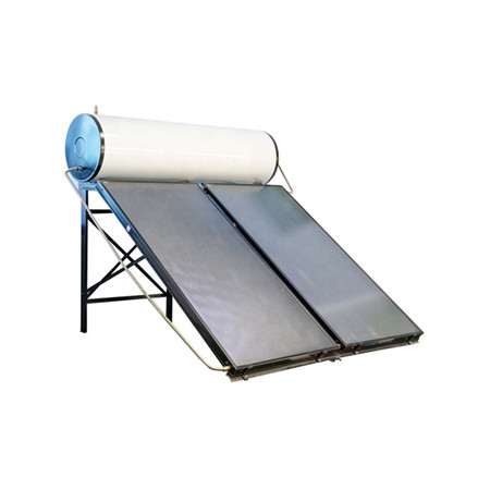 New Type Non Pressure Evacuated Tube Chinese Hot Water Solar Heater