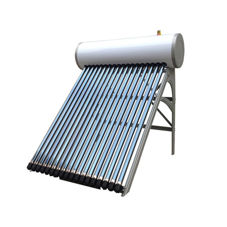 Rooftop High Efficiency Solar Hot Water Heater for Solar Pool Heater