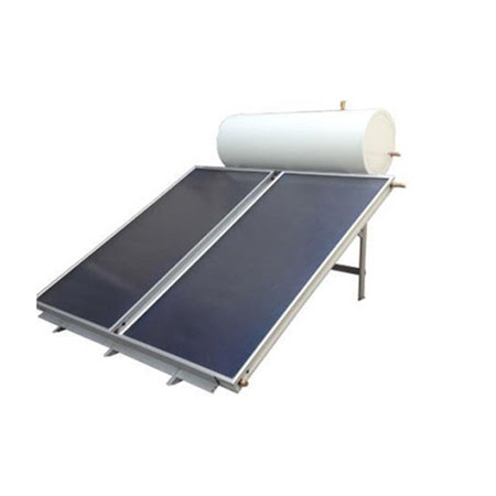 China Manufacturer Ce Rhos ISO SGS Good Quality Low Cost Cheapest Solar Water Heaters with Solar Spare Parts Tank Valvue Pump Vacuum Tubes Bracket