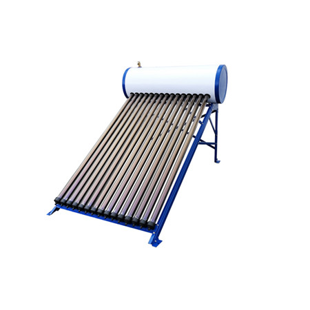 Assured Trade High Selling Compact Flat Panel Solar Water Heater