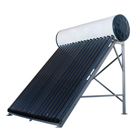Pressurized Stainless Steel Solar Hot Water Heating System