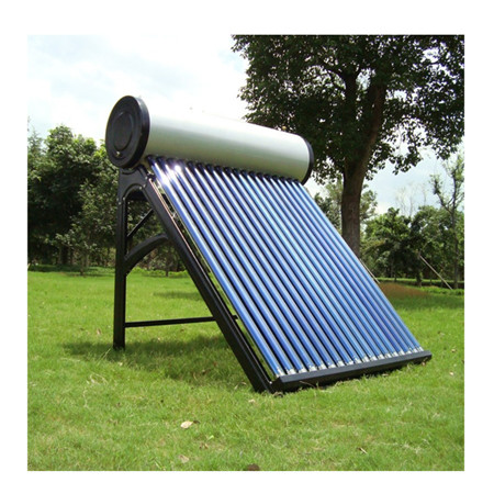 Low Cost Compact Vacuum Tube Solar Geyser for South Africa