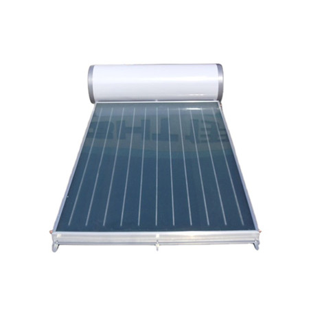 Low Price Household Appliances 100L Solar Evacuated Tube Water Heater