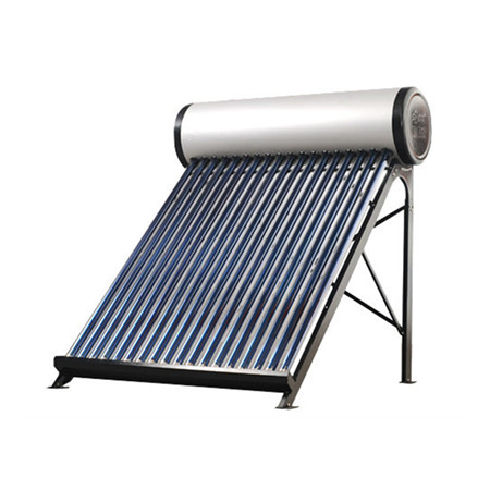 Bte Solar Powered Laundry Solar Water Tank