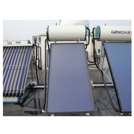 2016 Mexico Well Worth Trust Solar Water Heater