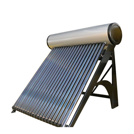 Split Active Flat Plate Solar Water Heater 250 Liter