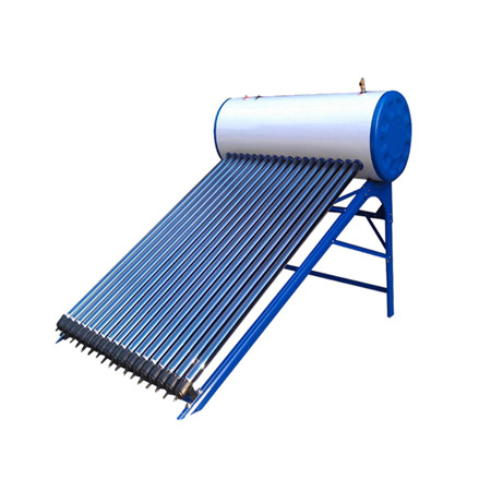Gold Supplier Flat Plate Solar Collector Non Pressure Solar Panel Water Heater Made in China