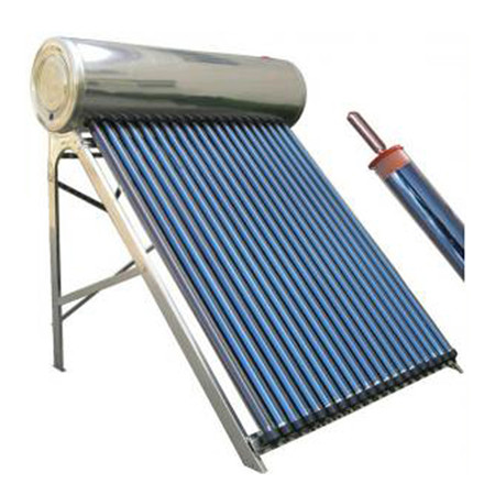 Heat Pipe High Pressure Solar Geyser Hot Water Heater