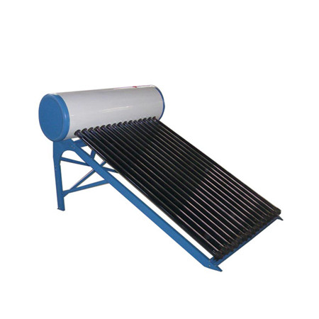 Hot Sell 100L Compact Non Pressure Solar Geyser for Europe Ce Certificate
