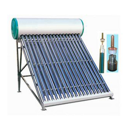 Homemade Solar Hot Water Heater with Good Price and Quality
