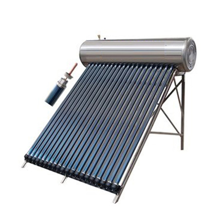 House Warming Solar Water Heating System (with radiator)