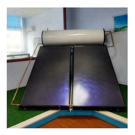 24mm Heat Pipe Thermosyphon Aluminum Alloy Solar Water Heater Energy System