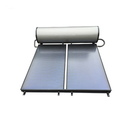 Apricus Domestic Heating System Evacuated Tubes Non-Pressurized Solar Water Heater (150L. 180L. 200L. 240L. 300L)