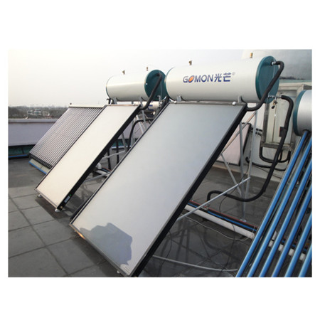 Factory Price Vacuum Tube Solar Hot Water Systems Solar Thermal Instant Rooftop Solar Water Heater
