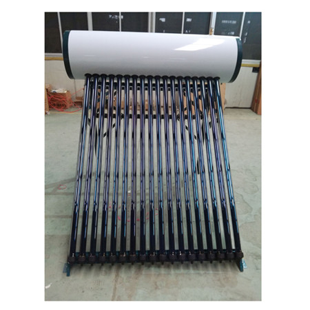 Split Flat Plate Solar Hot Water Heater