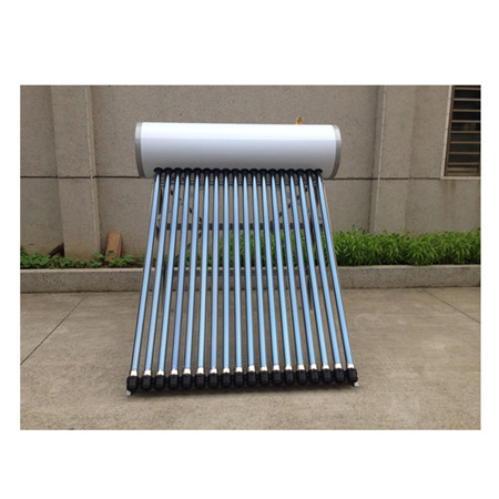 Hot Sale Evacuated Tube Heat Pipe Pressure Solar Heater System