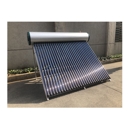Keymark Certified Solar Water Heater with En12976