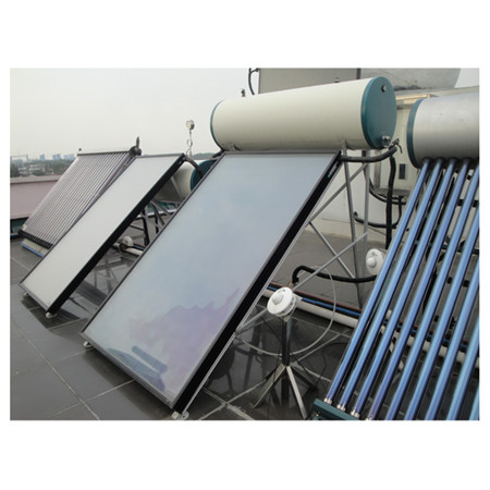 Project Type Rooftop Solar Water Heater Industrial