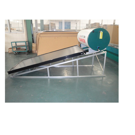 High Efficiency Manufacturer Solar Hot Water Heater